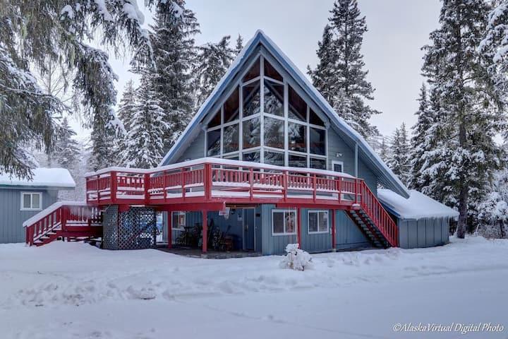Apres Ski Apartment Walk from Alyeska Resort