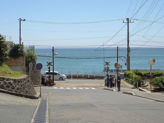 "B&B 3mins ""Kamakura-koko mae"" station #202"
