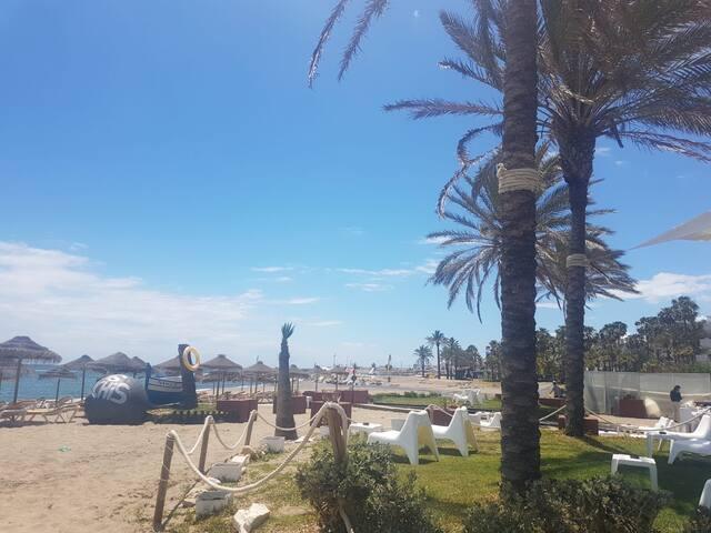 Nice room at Puerto Banus Marbella