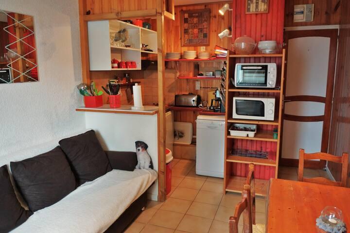7SA, Appartement 4/6 personnes, Guzet