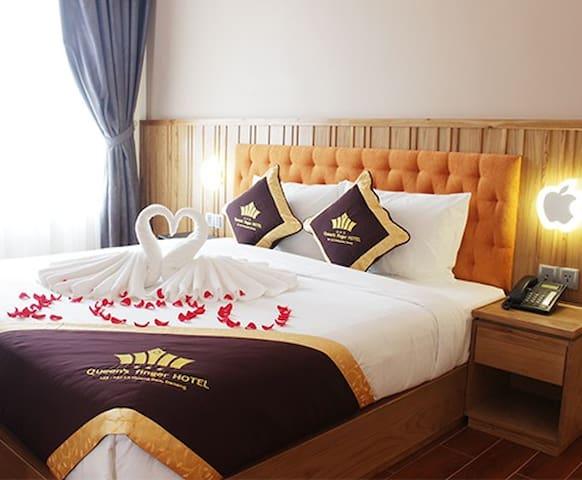 Queen's Finger Hotel - Superior Double Room