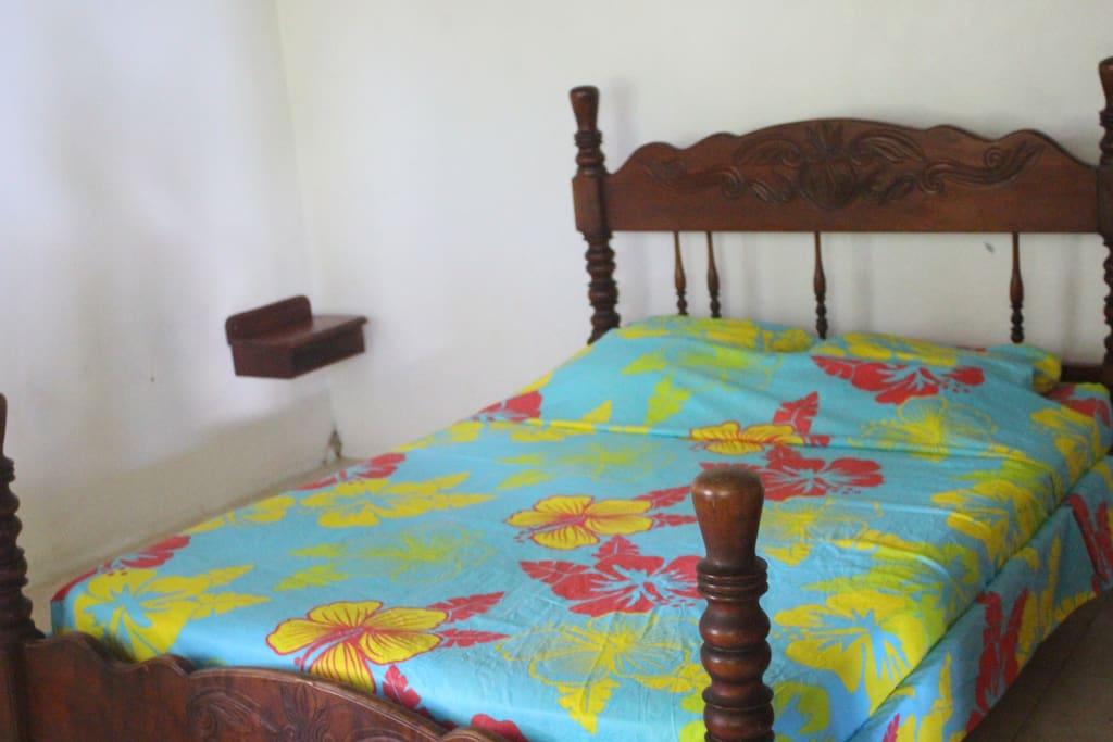 chambre confortable climatisée