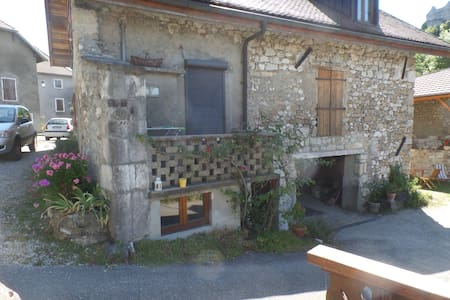 Belle maison entre  Genève et Annecy - Chaumont - Lejlighed