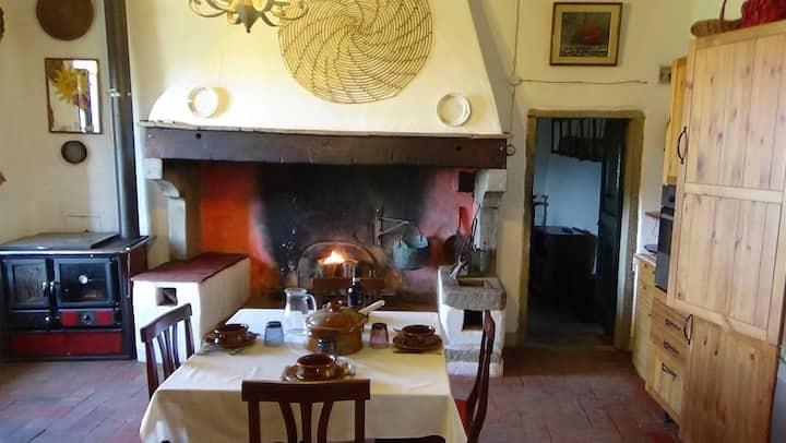"Historic Cottage in Tuscany  ""Casa del Pittore"""