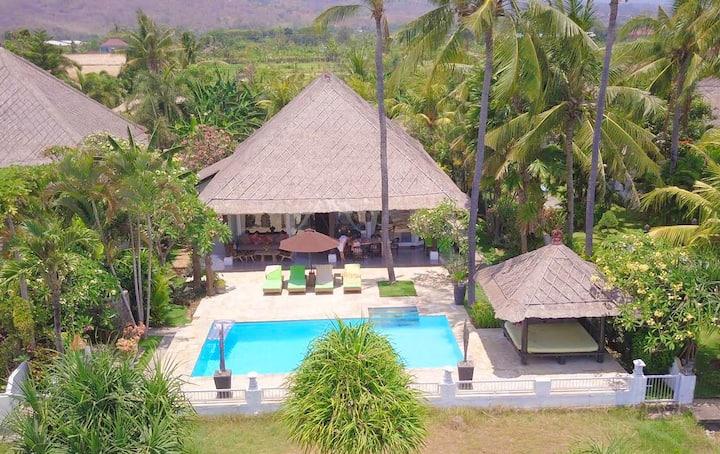 Villa Paradise Lovina