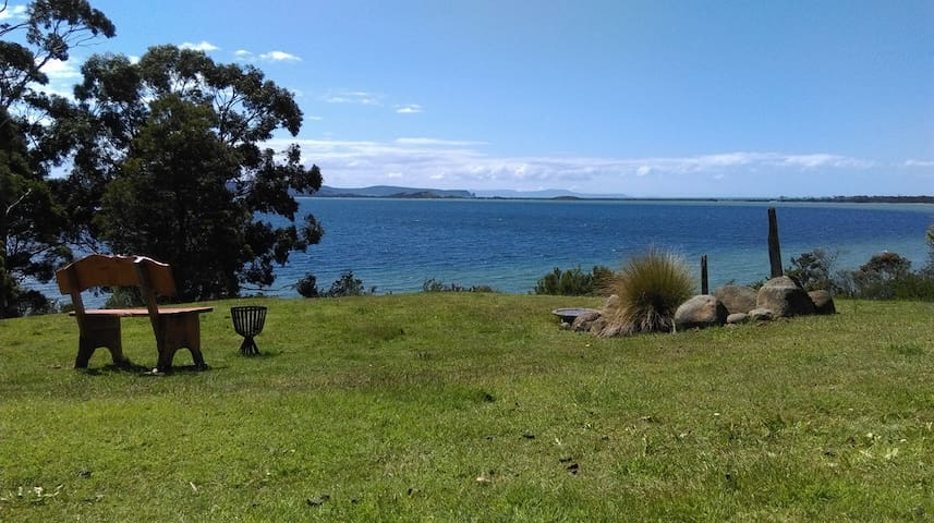 Simpsons Seaview Centrally located on Bruny Island - Bruny Island - House