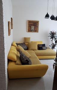 Luxury apartment (renovated).
