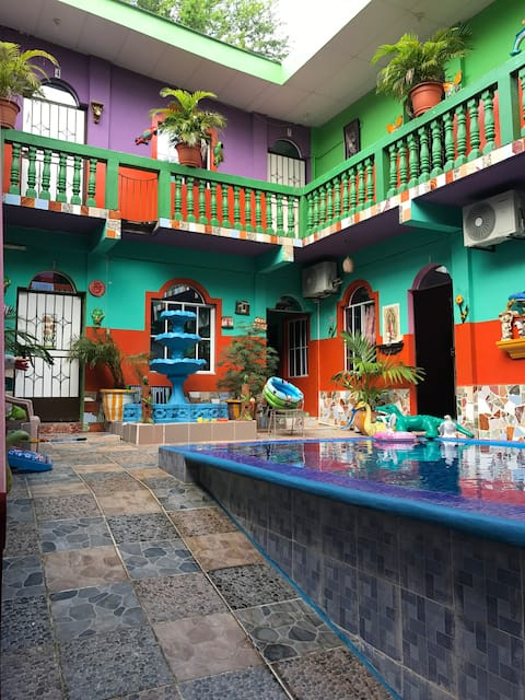 Hotel Delfines Marinos