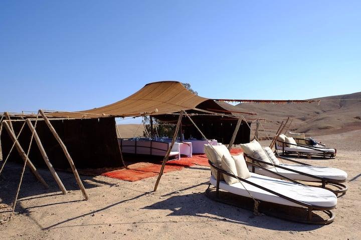 Le Bivouac, Désert de Tataouine
