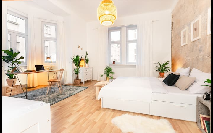 New Urban Jungle Apartment