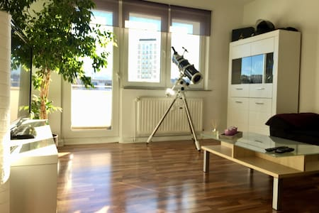 Stylisch wohnen direkt in der City! - Wuppertal - Apartamento