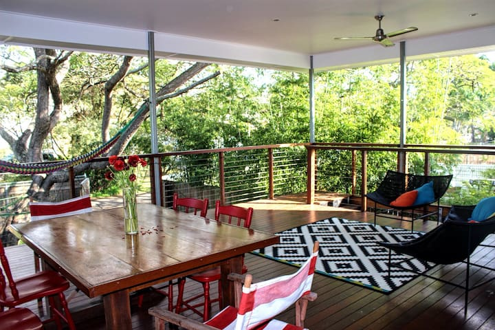 Traveller's House - 5km to CBD - Coorparoo - Haus