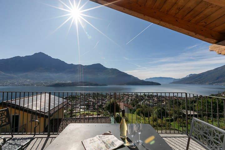 Lake Como - Residence La Collina - Fragola