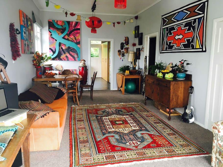 Main living area (open plan)