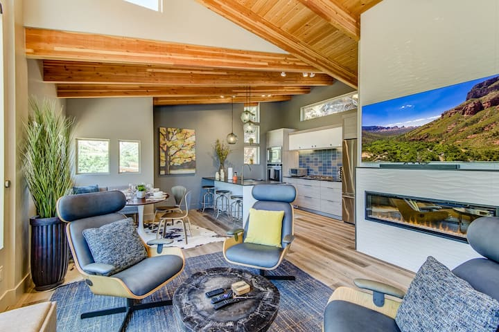 CDC Approved Cleaning! Sedona Canyon Terrace