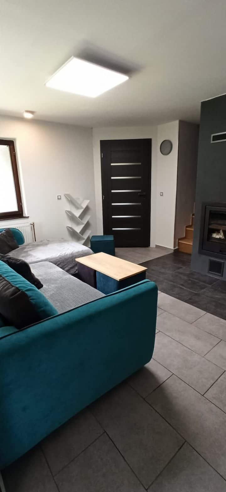 Apartmánová chata Moderna