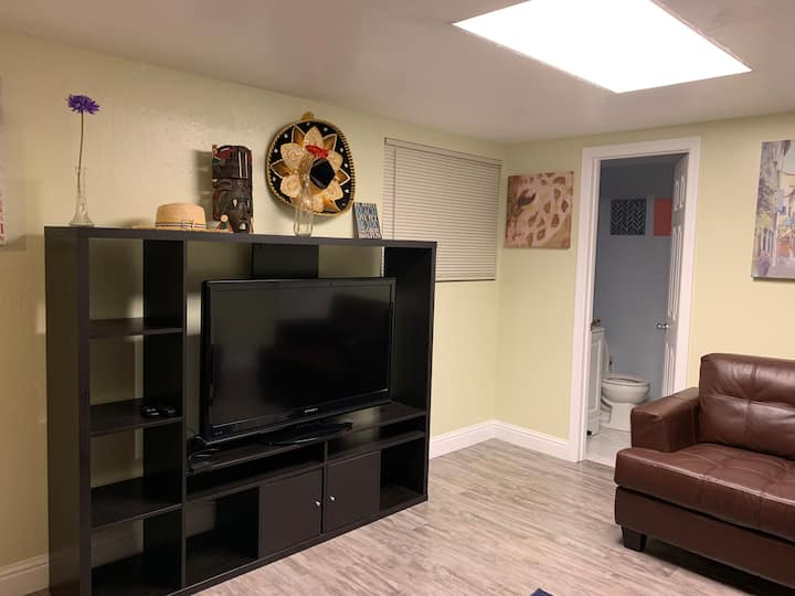 ❤️G's beach house brand new cozy room 10 min   SFO