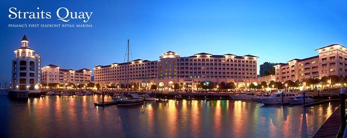 Marina Seafront Straits Quay - George Town - Apartment