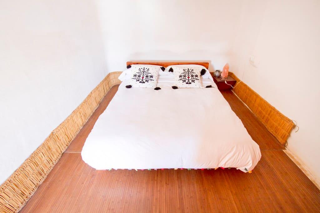 Dormitorio Habitación Oriental