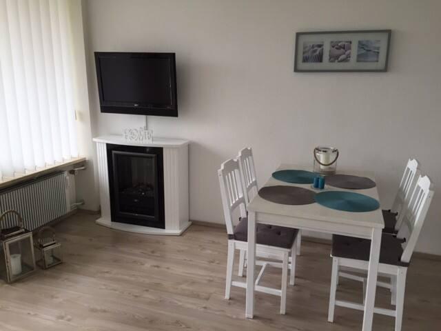 Strandnahe gemütliche Ferienwohnung - Sierksdorf - Apartamento
