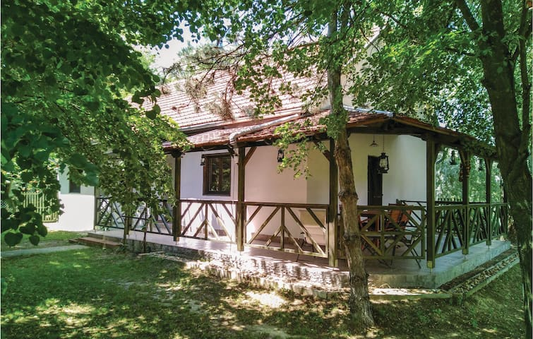 Former farm house with 2 bedrooms on 70m² in Kunbaracs