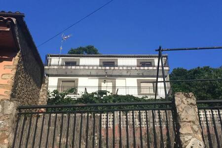 Casa Mirador - Guijo de Santa Bárbara - บ้าน