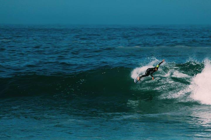 Inn Victori Surfcamps