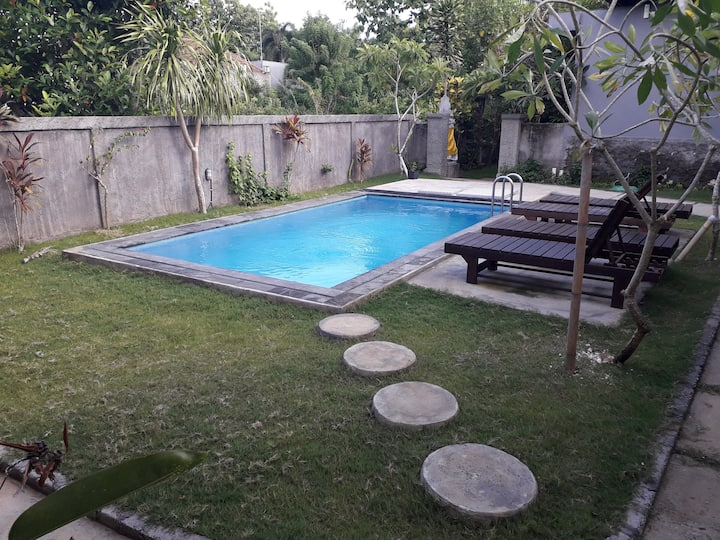 Willy Homestay  second room  in Balangan Bali