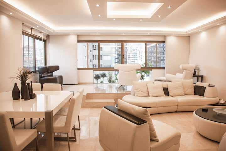 Hamra Street - 3BD Apartment