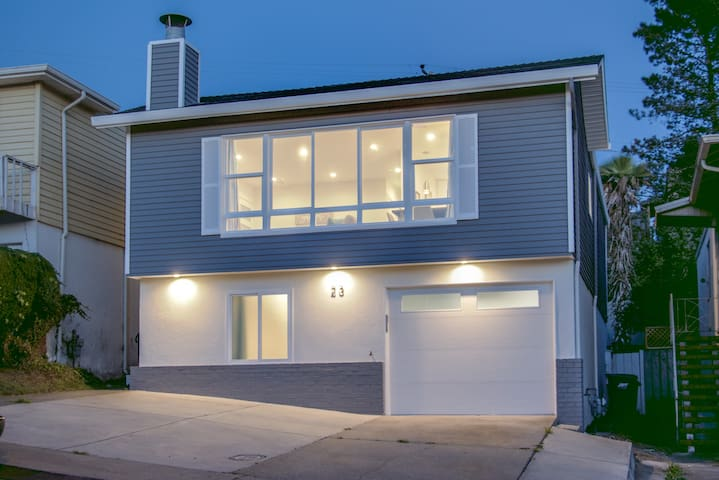 Majestic Ocean View Modern Home All 5 Star Reviews