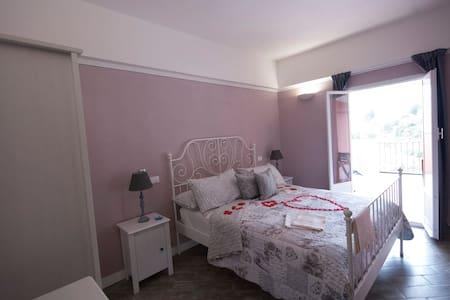 Camera doppia vista mare Cinque Terre - Manarola - Manarola - Apartment
