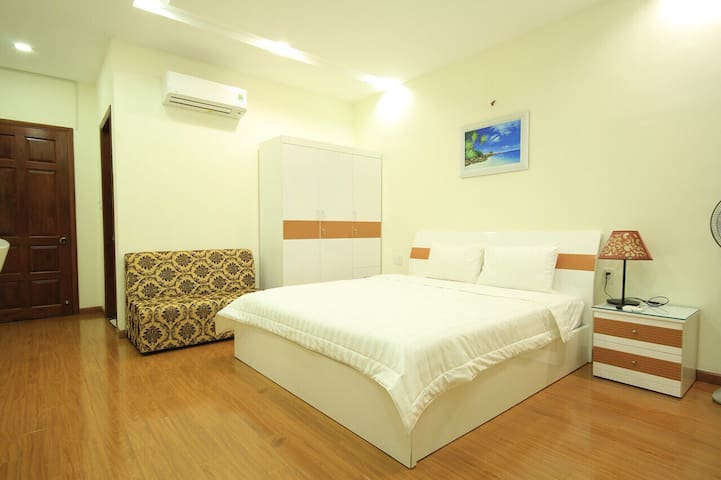 50M2 one bedroom apt in central D1 with netflix