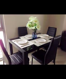 Simple&New 2 Bedroom Manhattan Heights - Quezon City