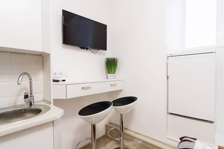 Comfortable, Cosy Apartment  on Deribasovskaya 10