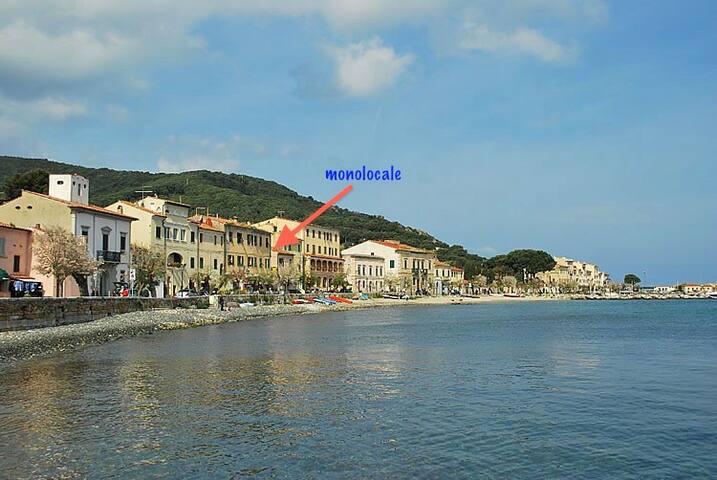 MONOLOCALE MARCIANA MARINA - ISOLA D'ELBA - Marciana Marina - อื่น ๆ