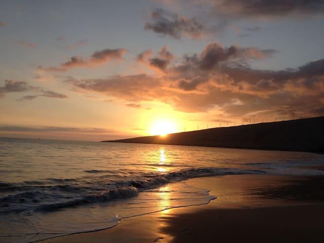 Maui beach front heaven