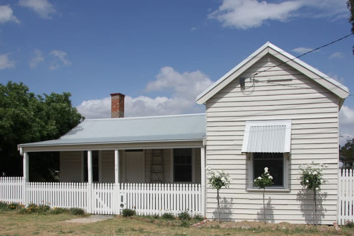 1882 Miner's Cottage, Bendigo-History and Comfort - Bendigo - House