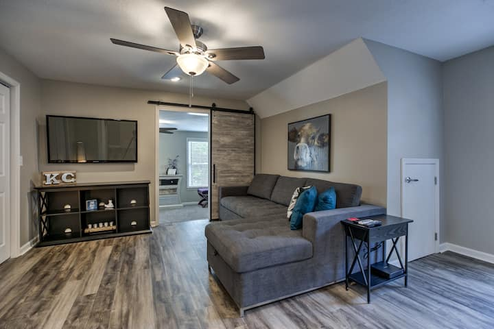 Luxury Space in the HEART of Kansas City