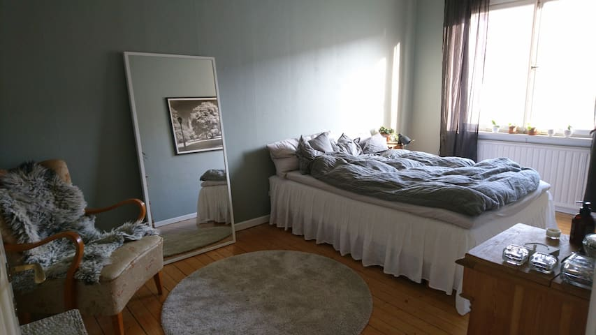 Cozy apartment in Gamlestaden - Gothenburg - Daire