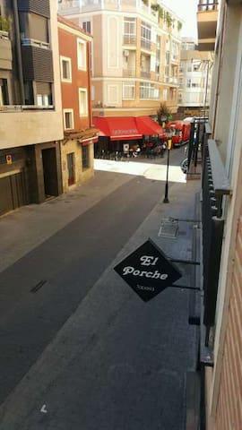 Apartamento céntrico para la Feria de Albacete - Albacete - Leilighet
