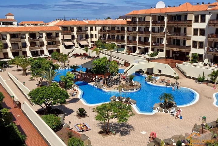 Your stay in Tenerife. Relax Pool Beach and Wi-fi.