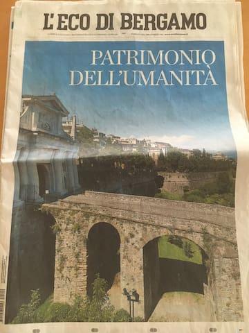 10 luglio 2017 mura venete patrimonio dell'UNESCO
