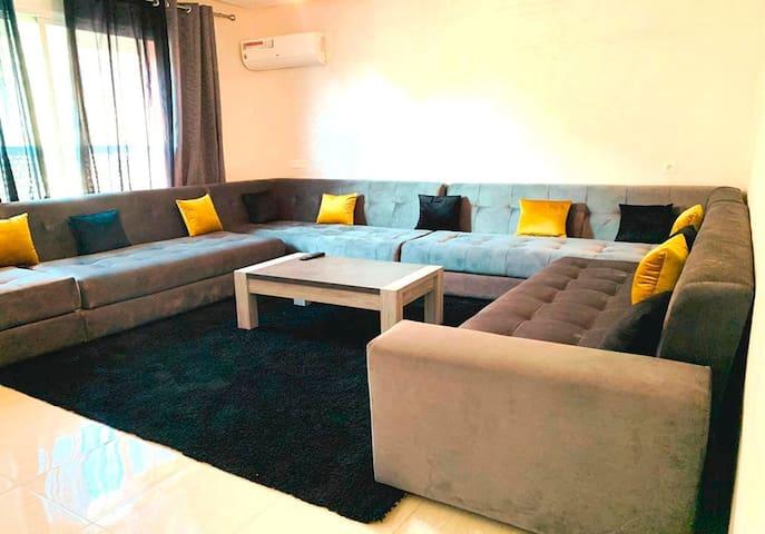 Ferienwohnung/App. für 6 Gäste mit 80m² in Avenue Victor Hugo, Gueliz Marrakech (122111)