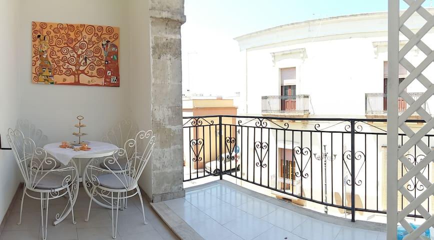 Wohnung Mieten Puglia Salento - Maruggio - Appartement