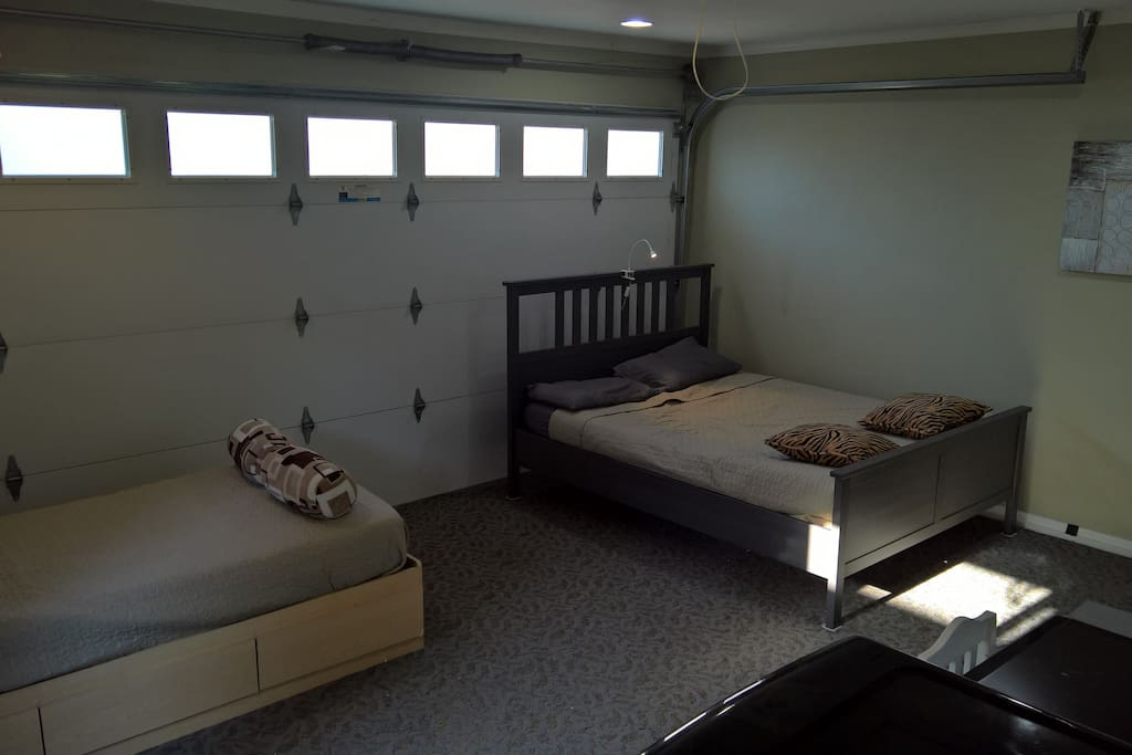 Both Beds in Room