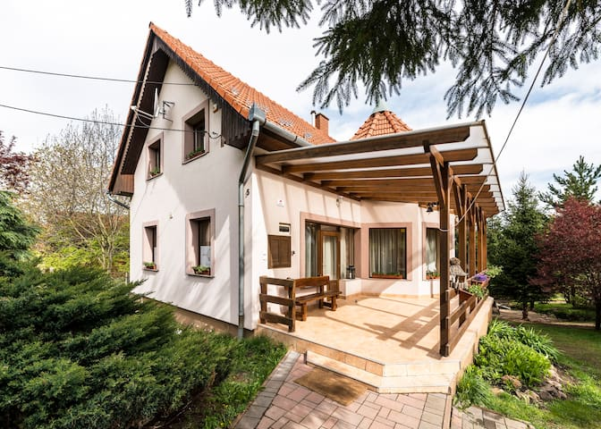 Belle Aire pension Mátraszentlászló - Mátraszentimre - House