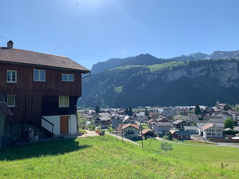 Bauernhaus Whg in den Alpen. Apartment in the Alps