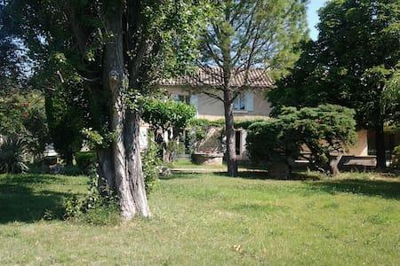Mas Provençal au milieu de la Plaine - Bollène - Ev