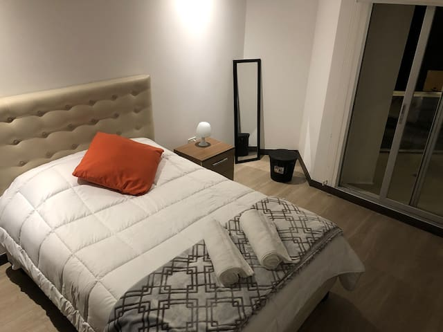Luxury Suite espaciosa suite/viajeros y ejecutivos