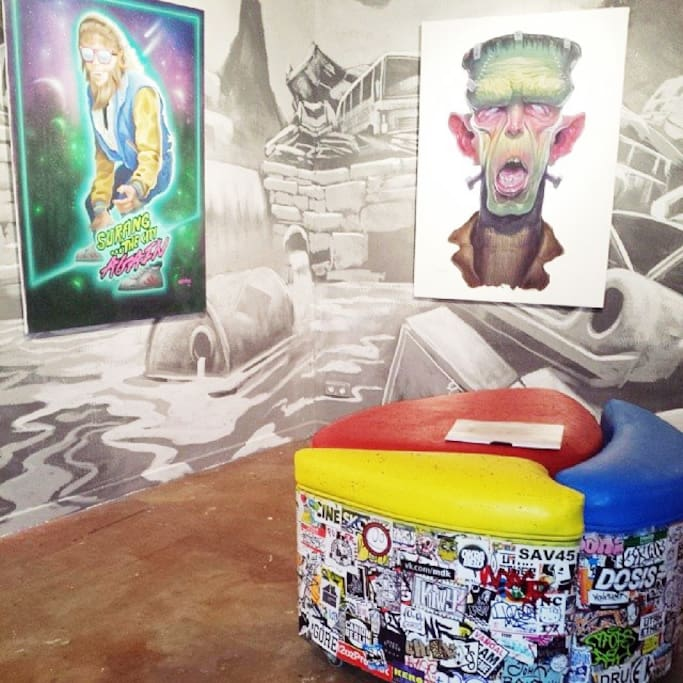 Photo de Montana Shop & Gallery Barcelona